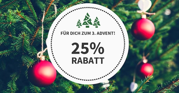 Angebot Advent